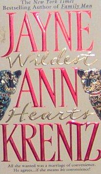 WILDEST HEARTS - By Jayne Ann Krentz - PB/1993 - Romance
