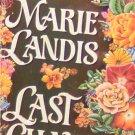 LAST CHANCE - By Jill Marie Landis - PB/1995 - Historical Romance