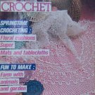Magic Crochet Patterns- SPRINGTIME CROCHETING - February 1987 - 46