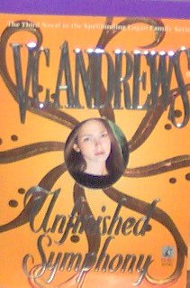 UNFINISHED SYMPHONY - V.C. Andrews - PB/1997 - Horror