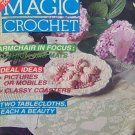 Magic Crochet - EASY CROCHET PROJECTS - June 1991 - 72