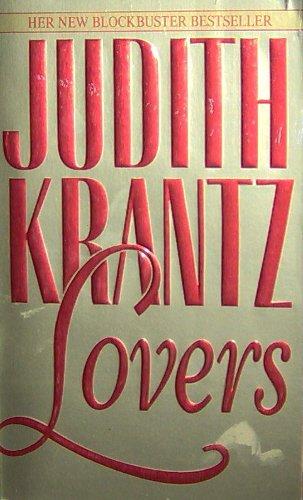 LOVERS - Judith Krantz - PB/1994 - Adventurous Contemporary Romance
