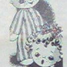 Vintage *FRECKLE FACE BOYS* Sock Doll Pattern