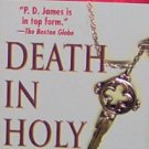 DEATH IN HOLY ORDERS - P. D. James - PB/2002 - Mystery