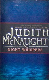 NIGHT WHISPERS - Judith McNaught - PB/1999 - Suspense