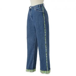 Cervelle Roll-Cuff Jeans Size 16