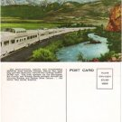Vintage Railroad Postcard, California Zephyr RR3