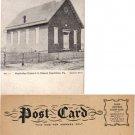 Cambridge Union S.S. Chapel PA Postcard #PC53
