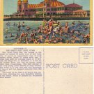 Saltair Pavilion, GREAT SALT LAKE, UTAH, Postcard #PC58