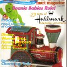 COLLECTOR'S MART Magazine, August, 1998,Hallmark Ornaments #275
