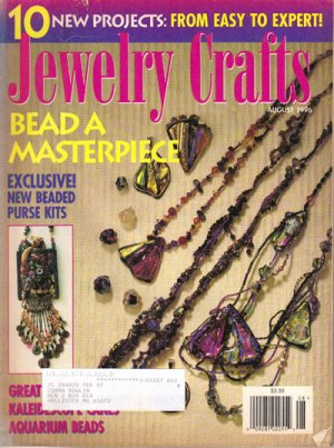 JEWELRY CRAFTS, August 1996, #400