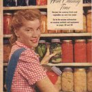1948 5 Page Article on HOME CANNING, Aart1
