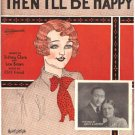 1925 SHEET MUSIC Irving Berlin, Inc. Sidney Clare Lew Brown SM1