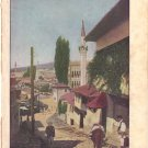 Sarajevo, Archduke Francis Ferdinand assassinated Color Plate WWI,  BP40