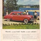 1948 LOOK Studebaker Ad Home Life in America AD133