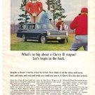 1965 Chevy II Wagon ad, AD166
