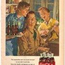 Coca-Cola Ad, 1951  AD168