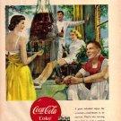 Coca-Cola Ad, 1950  AD169
