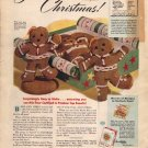 GOLD MEDAL Flour Ad Matson Line, 1940, AD123