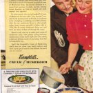 FORD Automobile Ad Campbell's Soup, 1940, AD121