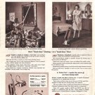 1948 LOOK General Electric Vacuums Ad, AD137