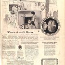 1926 Modern Priscilla Lorain Heat Regulator, Ivory Soap Ad AD141