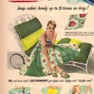 Lux Flakes Ad, 1949, AD155