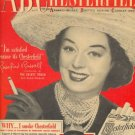 CHESTERFIELD cigarette ad with Rosalind Russell, AD105