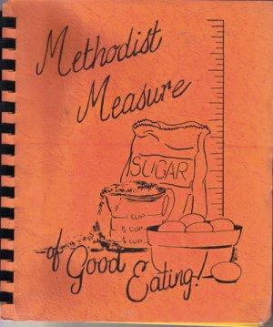 Methodist Measure Cookbook, 1972-73, CB13