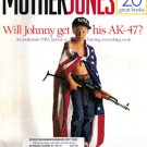 MOTHER JONES Magazine (July/Aug, 1996) Gun Lobby, #254