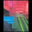 Algebra for College Students (Hardcover) ISBN: 0618388451