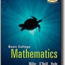 Basic College Mathematics (Paperback) ISBN: 0073023183