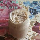 4oz Oat & Shea Butter Face Scrub || Exfoliating Body Scrub || All Natural || Handmade