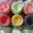 Sugar Lips Lip Scrub PICK 2 FLAVORS - over 15 to choose from! All natural.