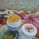 Peach Mango flavored Sugar Lips lip Scrub ALL NATURAL