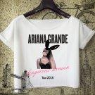 Details about  ariana grande crop top dangerous woman tour 2016 Shirt women Crop Top cropped A1