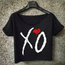 the weeknd shirt xo crop top the madness tour t-shirt OVOXO Official Issue tee 3