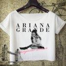 Details about  ariana grande crop top dangerous woman tour 2016 Shirt women Crop Top cropped A2