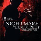 Nightmare on Elm Street Collection (DVD, 2010, 8-Disc Set) BRAND NEW