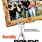 Family Bonds FIRST SEASON (DVD, 2005, 2-Disc Set) BRAND NEW