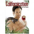 Californication - The Complete First Season (DVD, 2008, Multi-disc Set) NEW