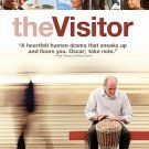 The Visitor (DVD, 2008) RICHARD JENKINS BRAND NEW W/SLIP COVER
