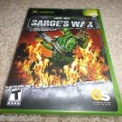 Army Men: Sarge's War  (Xbox, 2004) BRAND NEW
