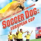 Soccer Dog 2: European Cup (DVD, 2004) NICK MORAN BRAND NEW