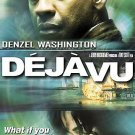 Déjà Vu (DVD, 2007) DENZEL WASHINGTON (BRAND NEW)