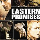Eastern Promises (DVD, 2007, Widescreen) NAOMI WATTS BRAND NEW