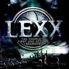 Lexx: Seasons 1 & 2 (DVD, 2012, 4-Disc Set)