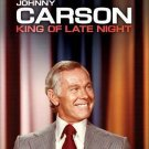 American Masters: Johnny Carson: King of Late Night (DVD, 2012) BRAND NEW