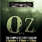 Oz - The Complete First / 1ST Season (DVD, 2002, 3-Disc Set)