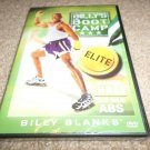 BILLY BLANKS BILLY'S BOOT CAMP ELITE MISSION THREE ROCK SOLID ABS DVD BRAND NEW